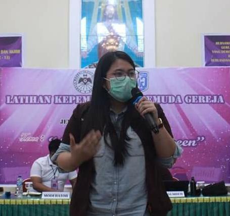 Pemuda GMIM Mengecam Keras Aksi Terorisme di Sigi, Pnt Pricillia Tangel: Pemerintah Cepat Usut Aksi Terorisme Ini