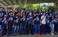 Relawan Milenial The Winner Dukung Penuh Pasangan Mor-HJP