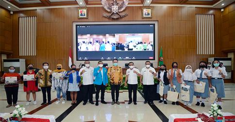 Wamendag Ajak Generasi Muda Bersiap di Revolusi Industri 4.0 Menjadi Wirausaha Muda