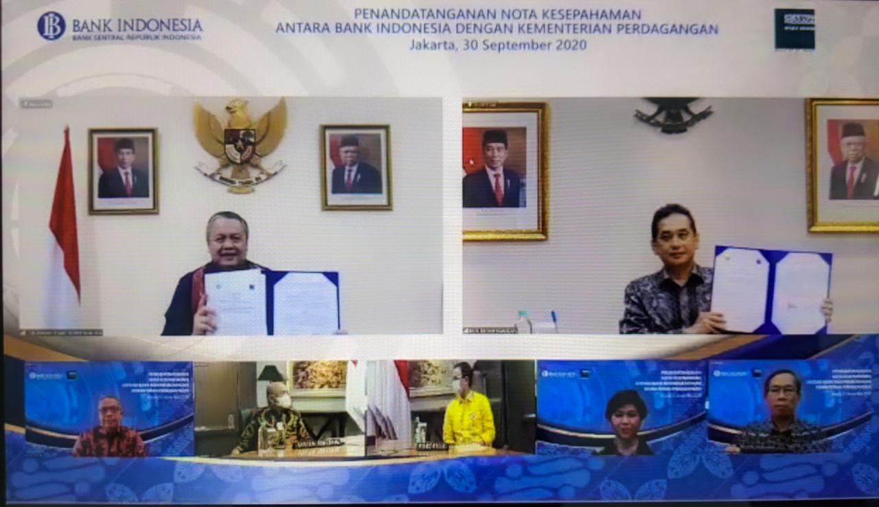 Sinergi Bank Indonesia dan Kemendag Perkuat Pasar Dalam Negeri dan Tingkatkan Ekspor