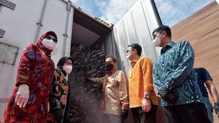 Optimalkan Pemanfaatan SRG di Sektor Perikanan, Kemendag Bersama KKP Lepas Ekspor Ikan Tuna ke Korea Selatan