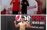 Brian Lawitan Malam Ini Berjibaku di Octagon MMA, BaRed Minta Dukungan dari Masyarakat Minut