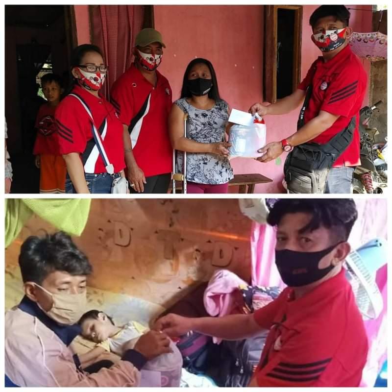 Sentuhan Nyata BaRed Bagi Penyandang Disabilitas di Enam Desa Kecamatan Liksel