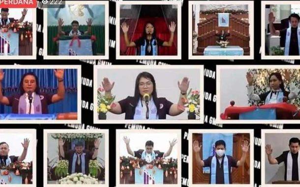 Sukses Gelar Virtual Christmas Celebration, Tangel: Apresiasi Seluruh Talenta dan Potensi Pemuda GMIM