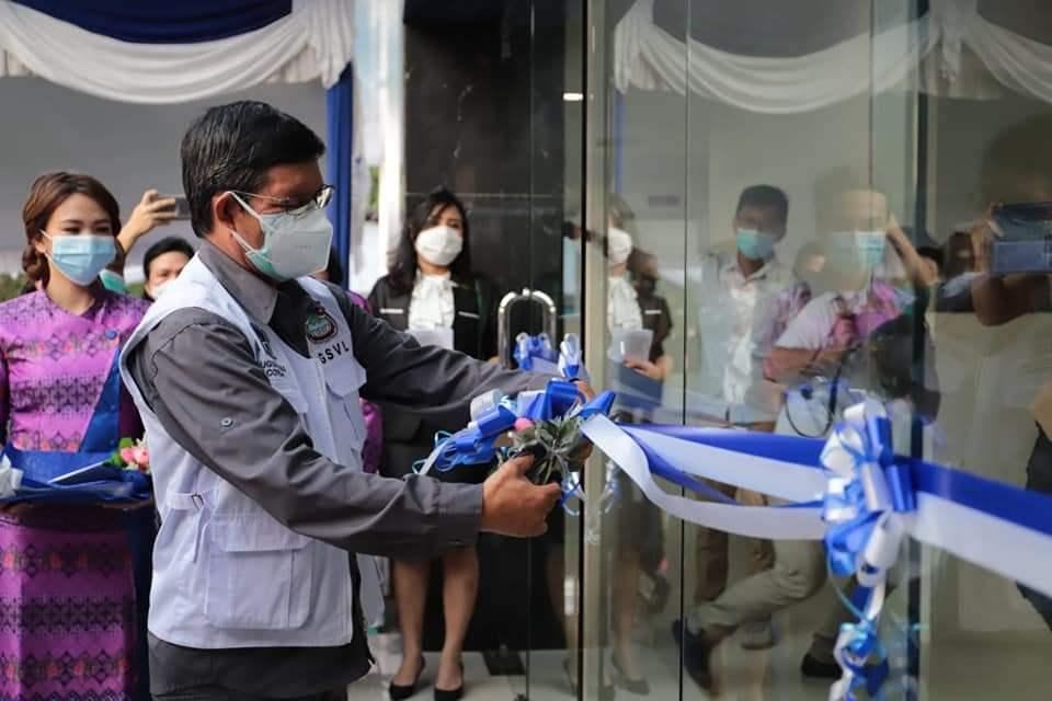 Tingkatkan Pelayanan Kesehatan Kota Manado, Wali Kota Resmikan RSKD Mulut dan Gigi.