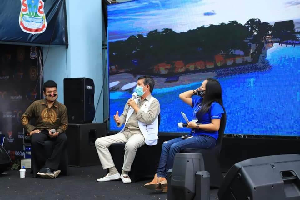 Staf Khusus Presiden RI Apresiasi Kinerja Wali Kota Manado