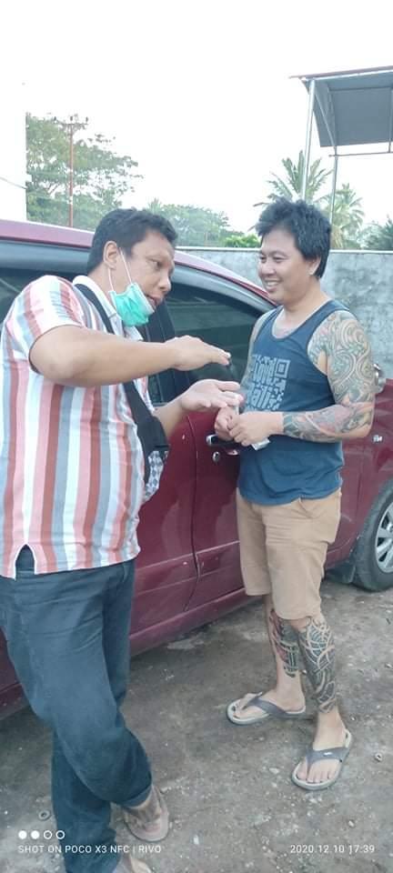 Berperan Penting Raup Suara Terbanyak Bagi JG-KWL di Airmadidi, Jabar: Ini Buah Dari Kerja Keras Kami