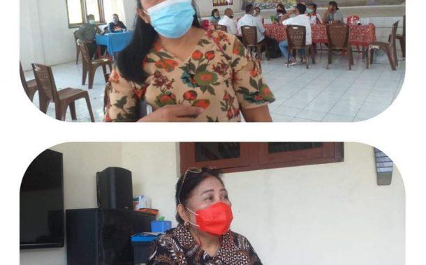 Masyarakat Desa Paslaten Menolak Keras Plt Ferry Rottie