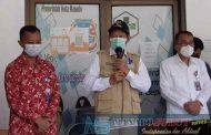 Buka Kegiatan Vaksinasi Covid-19 Tahap Pertama Kota Manado, Ini Harapan Walikota