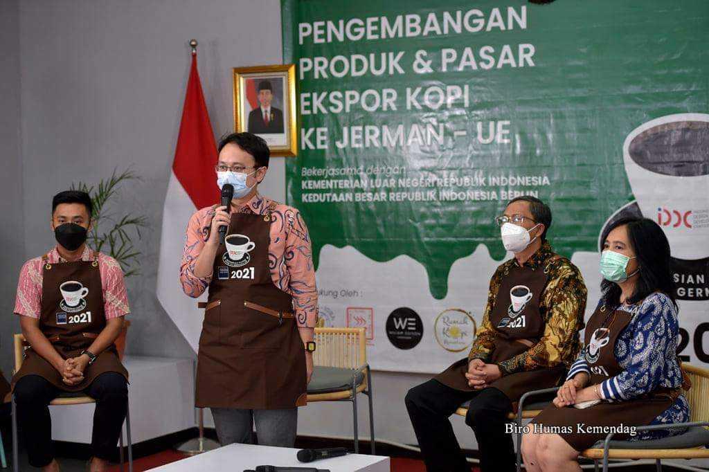 Penetrasi Pasar Kopi ke Jerman, Kemendag Gelar Cupping Kopi Nusantara
