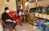 VAR Bantu Korban Bencana Alam di Pulau Ganggga dan Sarawet