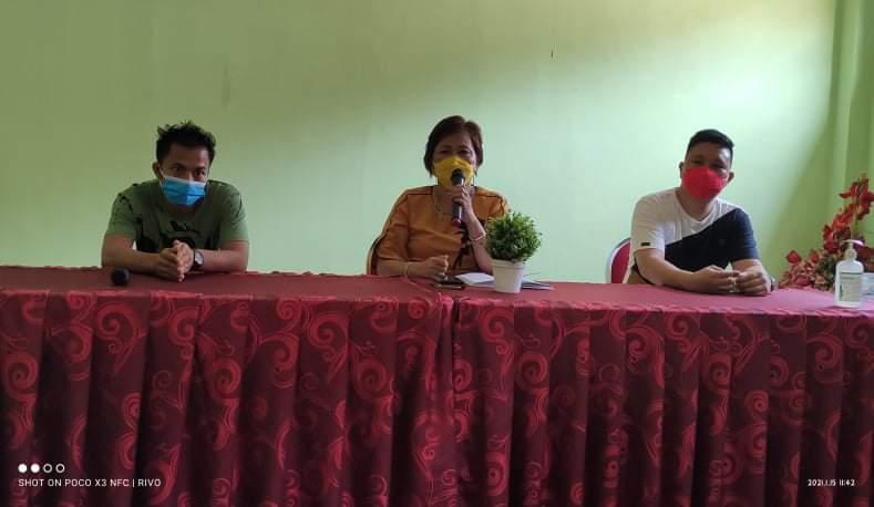 Ada Apa !!!, Dirut RSUD Walanda Maramis Tutup Informasi Terkait Rincian Anggaran Pembangunan Ruangan Covid