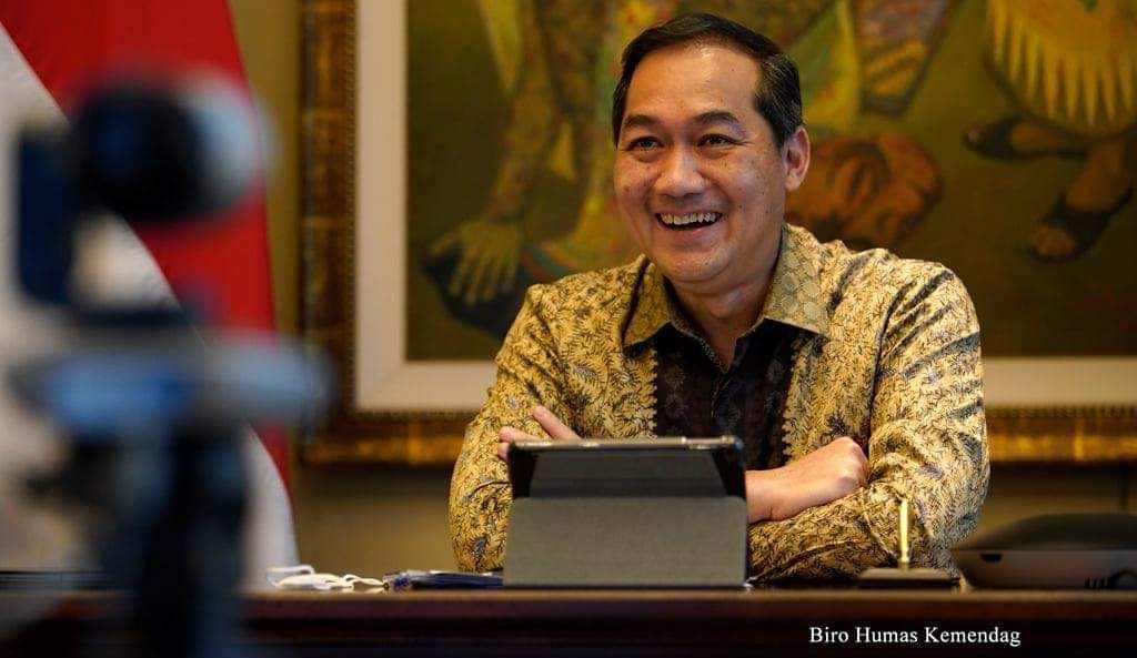 Dorong Pemulihan Ekonomi melalui Peningkatan Ekspor Nonmigas, Mendag Lutfi: Buka Pasar Indonesia dan Optimalkan Perjanjian Internasional