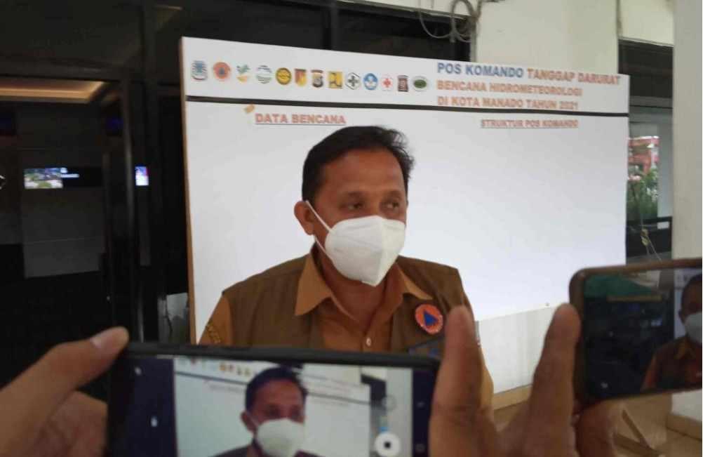 BPBD Kota Manado Mulai Verifikasi Data Para Korban Bencana Alam