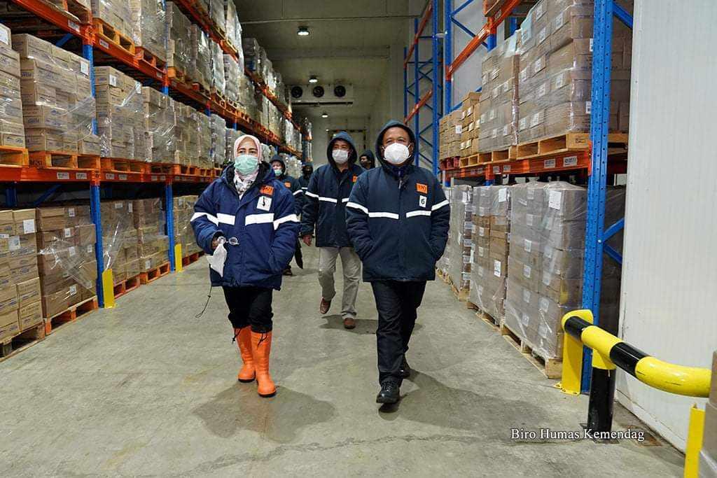 Kementerian Perdagangan Jamin Ketersediaan Daging Sapi di Masyarakat