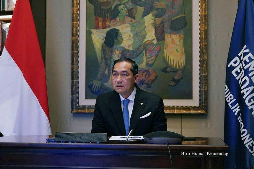 Tingkatkan Ekspor, Indonesia Terus Jalin Hubungan Bilateral dengan AS dan Tiongkok di Tengah Perang Dagang Kedua Negara