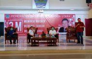 Diundang Plh Bupati Kuhu Untuk Orientasi, JG-KWL Ajak Para Pejabat Bangun Kampung Halaman Sendiri
