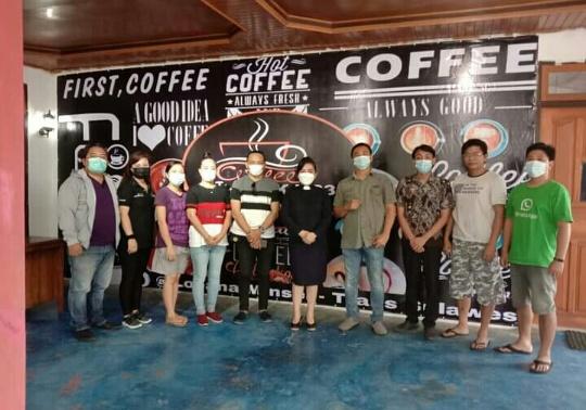 Dikelola Kaum Milenial K-TR3 Coffee House Terus Berinovasi