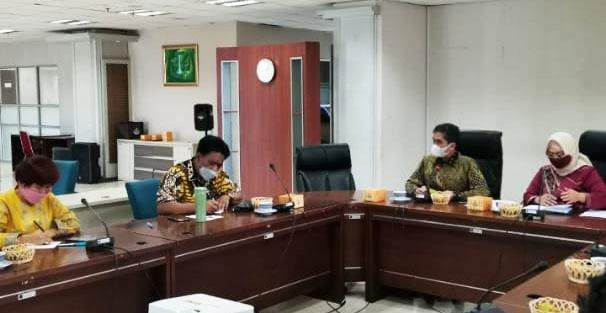 Bupati Jabes Gaghana  Perjuangkan Komoditas Ekspor Hasil Laut Hingga Implementasi SRG Kopra dan Pala dari Sangihe