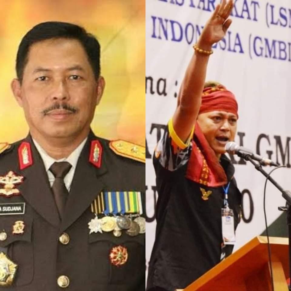 Ketua GMBI Sulut Menilai, Kapolri Tepat Pilih Irjen Nana Sudjana Sebagai Kapolda Sulut