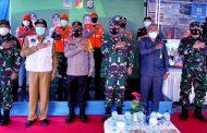 Pemkot Manado Bersama Forkopimda Launching Lingkungan Manado Tangguh 2021