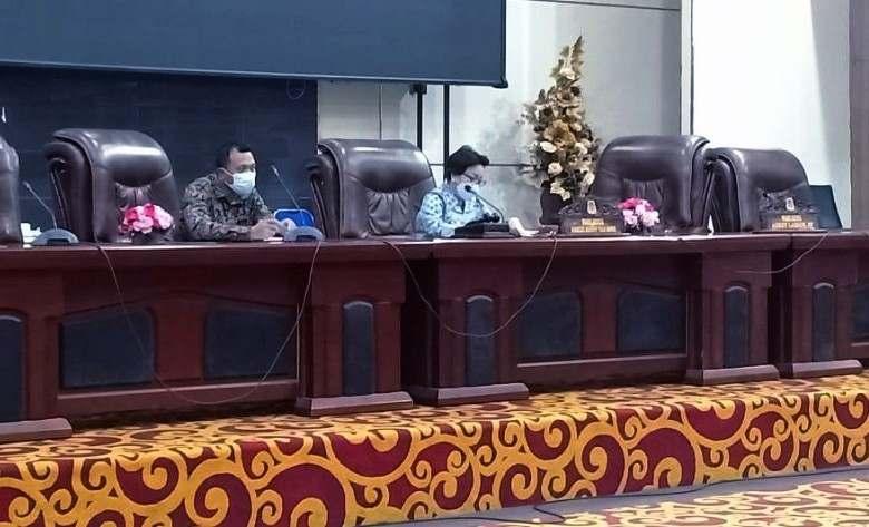 Dipimpin Van Bone, DPRD Kota Manado Gelar Bamus