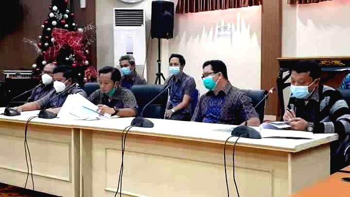Tindaklanjuti Keluhan Warga, DPRD Manado Gelar Hearing Dengan PLN Dan Dinas Perkim