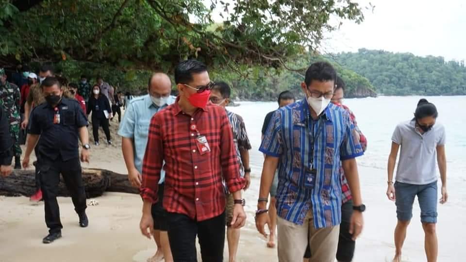 Dukung Penuh Program Pemerintah Pusat, JG-KWL Menanti Kunjungan Menteri Sandiaga Uno Selanjutnya