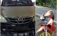Lakalantas Maut di Trans Sulawesi Blongko, Pengendara Sepeda Motor Tewas