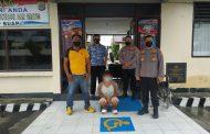 Cemburu Pacar Chatting Pria Lain, Buruh Bangunan di Amurang Nekat Aniaya Siswi SMP