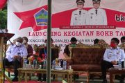 Pemkab Minut Tekan Angka Stunting, Bupati JG Launcing BOKB di Desa Tiwoho