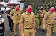 Pimpin Apel Perdana, Bupati JG Soroti Kehadiran ASN