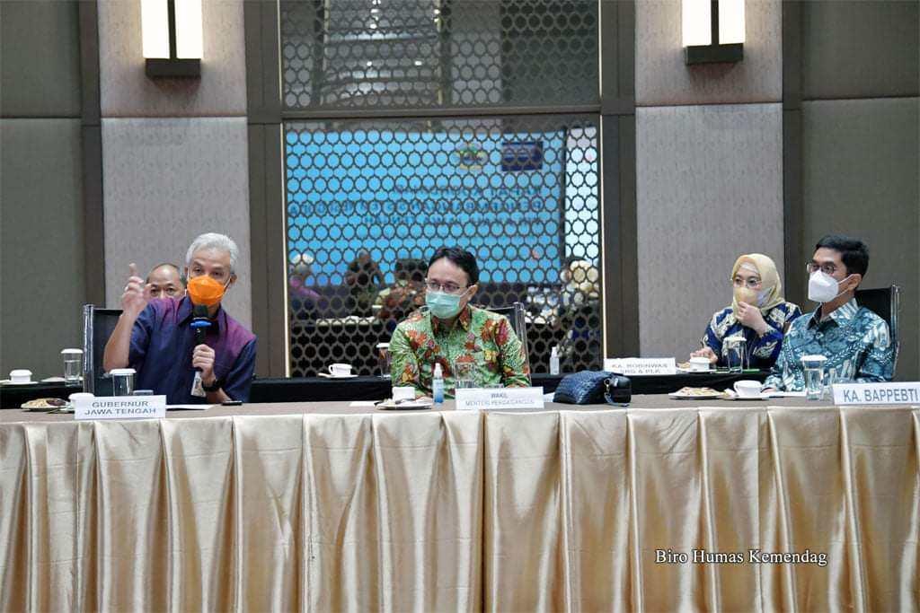 Gerakkan Perekonomian Nasional dan Tingkatkan Kesejahteraan, Pemerintah Dorong Penggunaan SRG