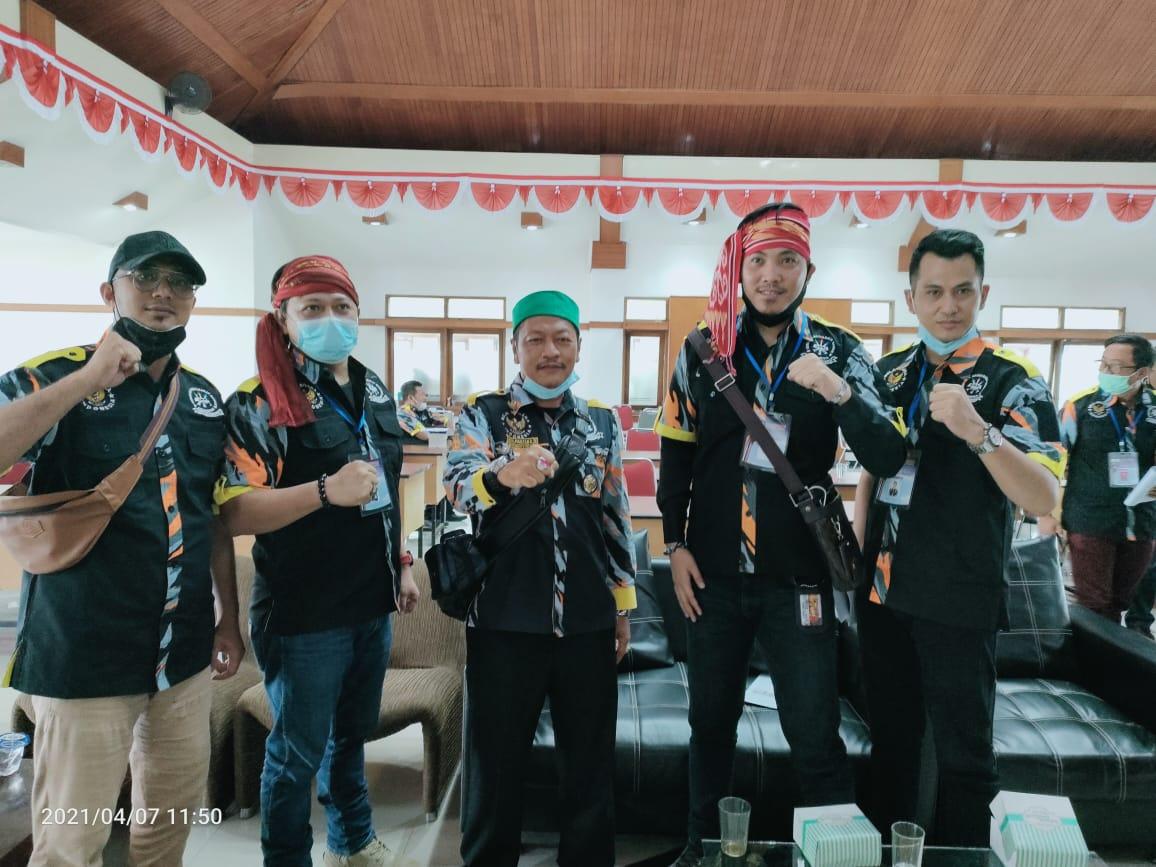 Ikuti Rakernas di Bandung, GMBI Sulut Setia Bela Pancasila Hingga Akhir Hayat