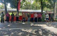 Gandeng TNI-Polri, Hukum Tua Warukapas Lakukan Operasi Yustisi