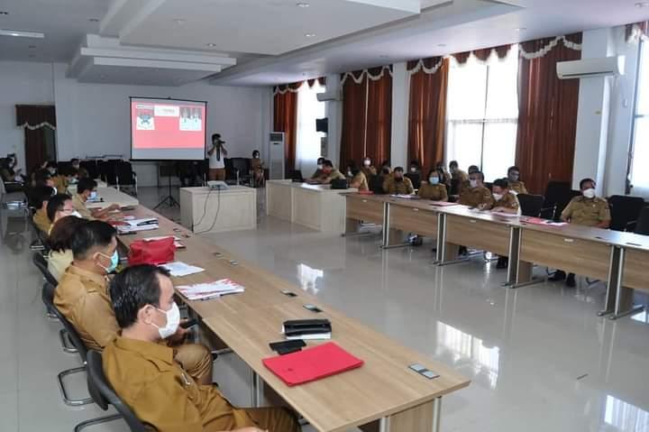 PYR Pimpin Kegiatan Rakor EPRA Tahun 2021