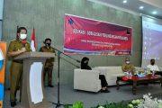 Wabup Minsel PYR Membuka Kegiatan ESPK Dalam Rangka Harkonas