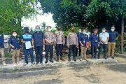 Polres Minsel Gelar Pengamanan Eksekusi Tanah di Amurang