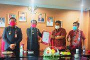 HEBAT!! Ditangan JG-KWL Minut Terpilih Sebagai Kabupaten Pertama Se-Indonesia Program Gerakan Bumi Revolusi Mental