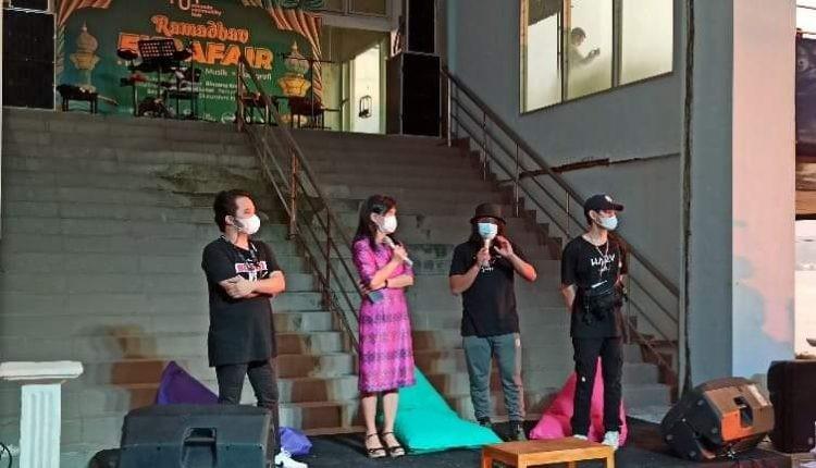 Kadis Pariwisata Kota Manado Lenda Pelealu Launching Ramadhan Ekrafair