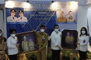 GSVL-Mor Resmikan RSUD Berkat Milik Pemkot Manado