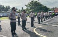 Hari Buruh, Polres Minsel Siagakan Ratusan Personel Jajaran