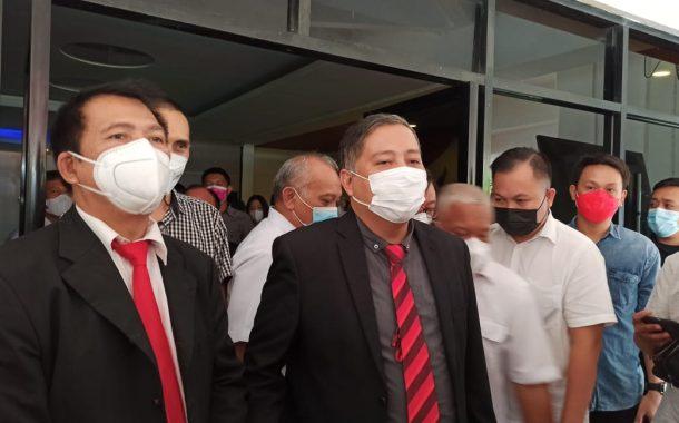 Roland Roeroe Nahkodai PD Pasar Kota Manado
