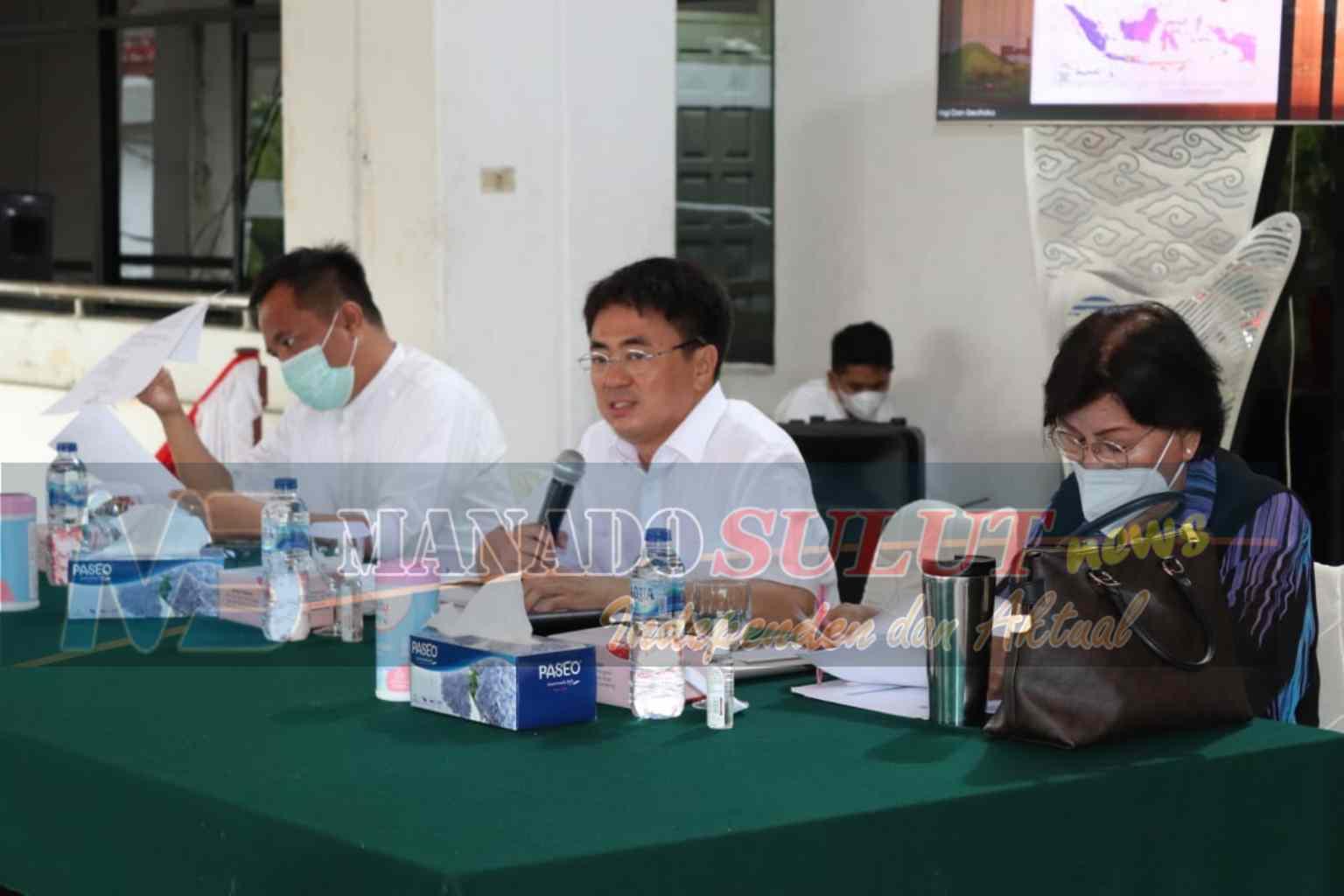 Wali Kota Pimpin Rapat Koordinasi Dengan Unsur Forkopimda