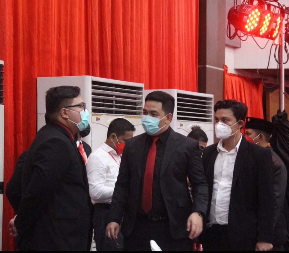 Diklaim Dapat Dukungan dari OKP dan Tokoh Pemuda, Marcelino Ratu Kans Kuat Ketua KNPI Manado