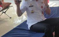 Usai Donor Darah, JG: Ayo Donorkan Darah Anda, Karna Anda HEBAT