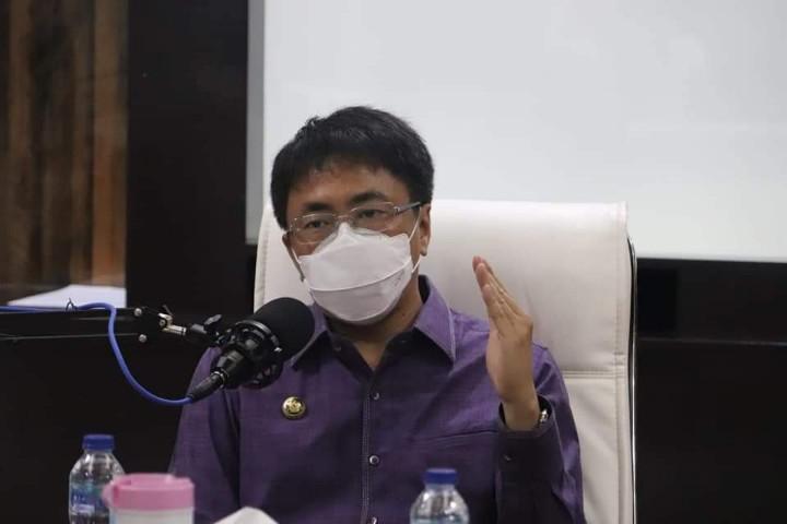 Ikuti GYMC Talks, Wali Kota Ajak Tokoh Agama Bantu Sosialisasikan Vaksinasi