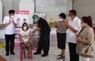 Pecah Rekor, Hari Ini Sebanyak 4.055 Warga Kota Manado Ikuti Program Vaksin Hebat