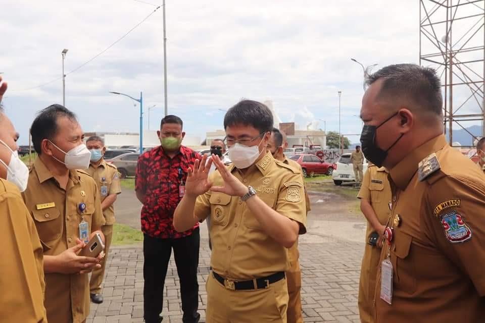 Wali Kota Andrei Angouw Tekankan Pejabat SKPD Untuk Bekerja Sesuai Tupoksi