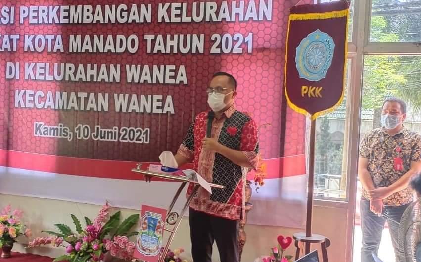 Wawali Richard Sualang : Dari Wali Kota Sampai Kepala Lingkungan Adalah Pelayan Masyarakat